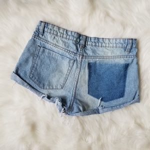 🖤SALE: price drop🖤Cotton On mid rise jean shorts